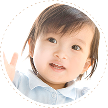 赤ちゃん・幼児の歯科治療